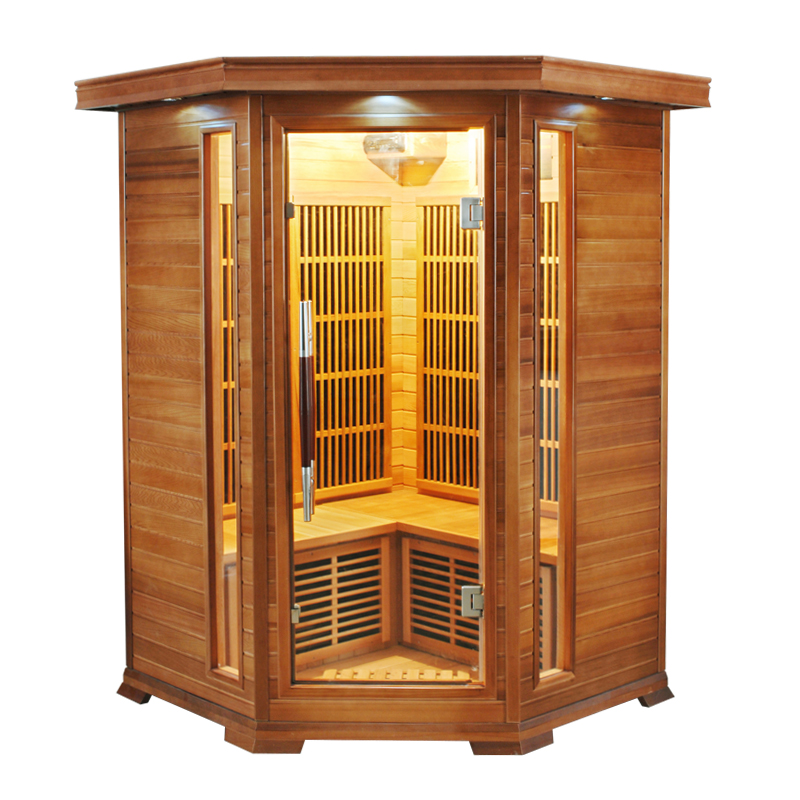 Sauna infrarouge LUXE 2/3 places