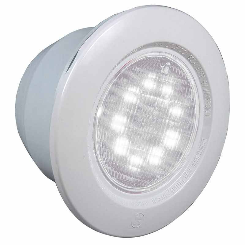 Projecteur LED blanc 18W Beton Hayward Crystalogic 3478
