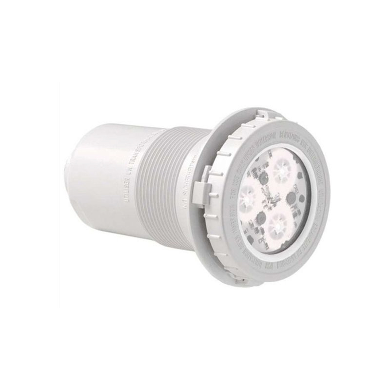 Projecteur mini LEDs blanc 18W Beton Hayward Crystalogic 3424