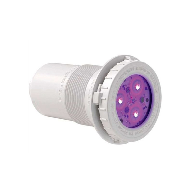 Projecteur mini LEDs couleur 15W Beton Hayward Colorlogic II 3424