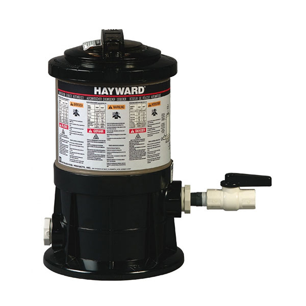 Chlorinateur / Brominateur Hayward 7 kg en dérivation