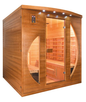 Sauna infrarouge Spectra 4 places