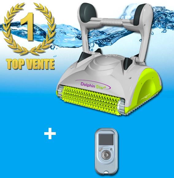 Robot pisicne star plus for Robot piscine dolphin