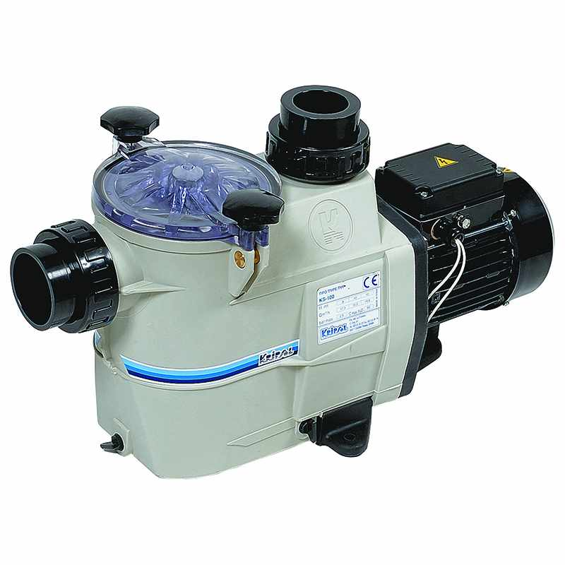 Pompe filtration piscine delfino ks 2 cv tri 25 m3 h for Pompe filtration piscine