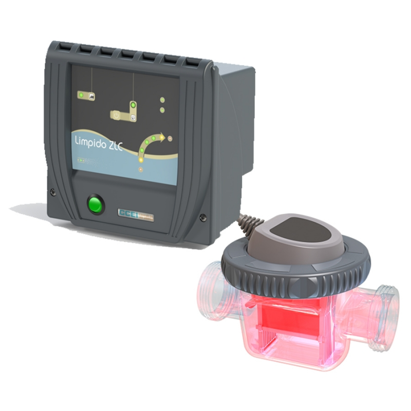 Electrolyseur limpido zlc 50 for Piscine electrolyse