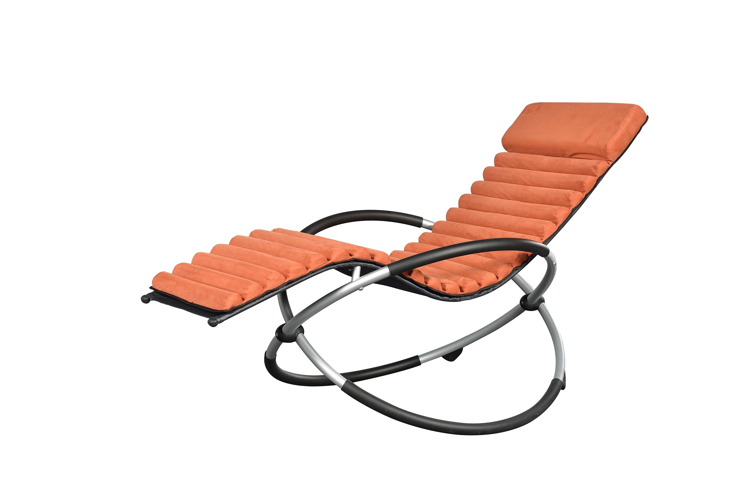 matelas terracotta pour chaise longue relax ellipse. Black Bedroom Furniture Sets. Home Design Ideas