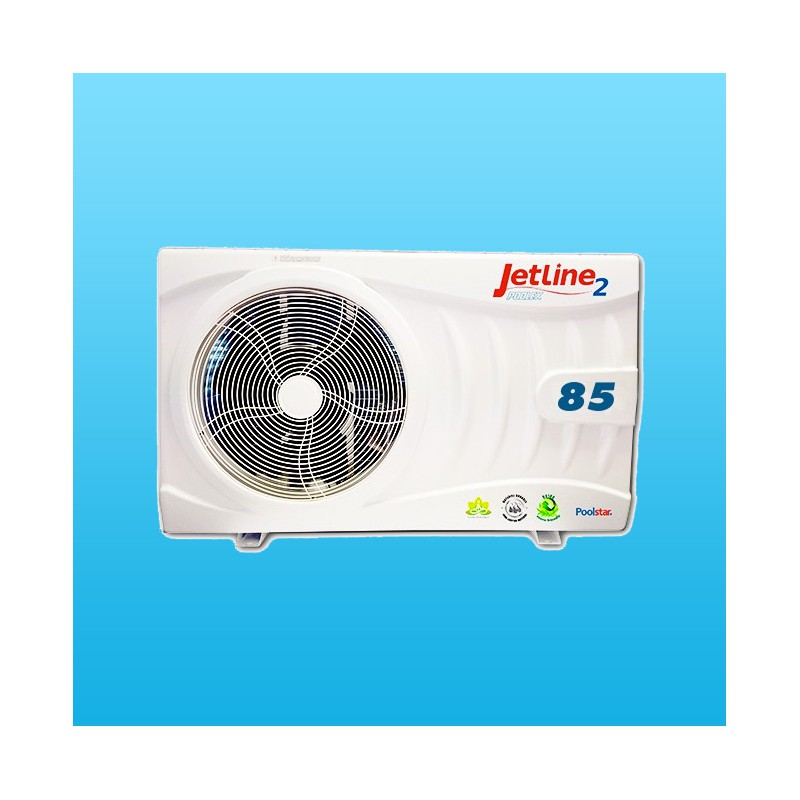 Jetline2 85 65m3max pompe a chaleur piscine for Piscine 85