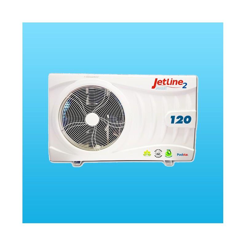 Jetline2 12 pour 90m3max pompe a chaleur piscine for Pompes a chaleur piscine comparatif